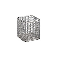 Wire basket 100/100/100 Stainless Steel