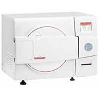 Fully automatic autoclave 2340 E-D